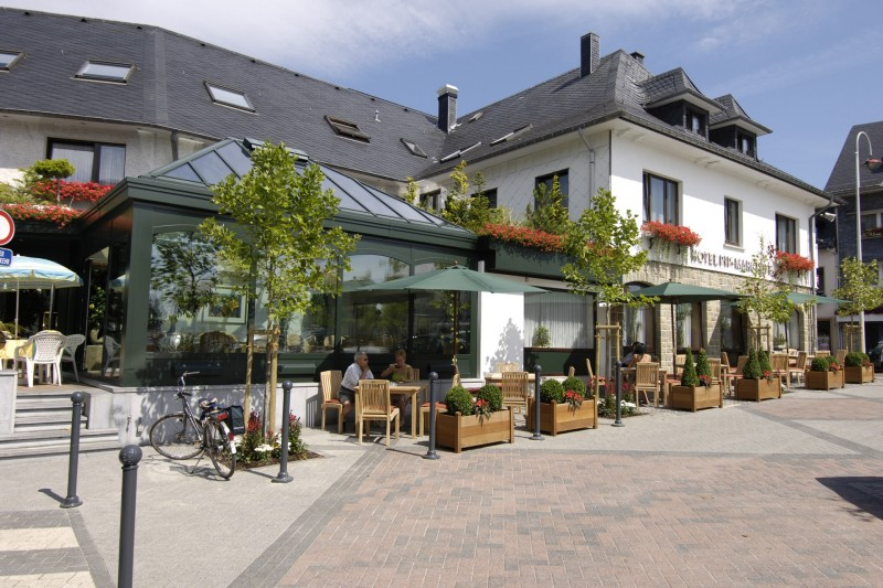 Relax Hôtel PIP Margraff - Facade exterior view