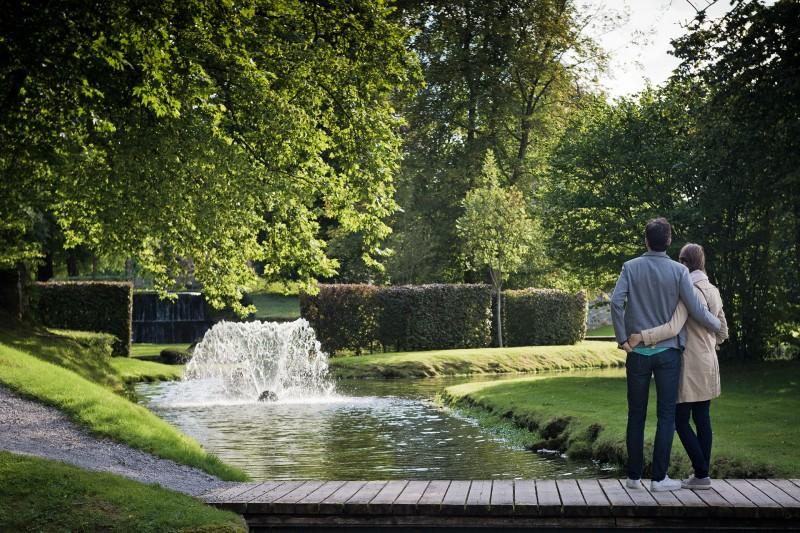 Watertuinen van Annevoie