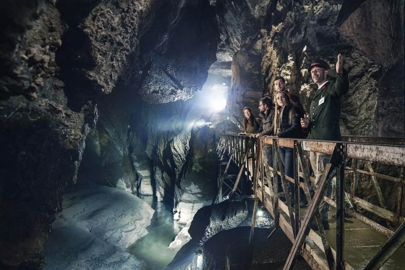Grotten von Han - Der Styx