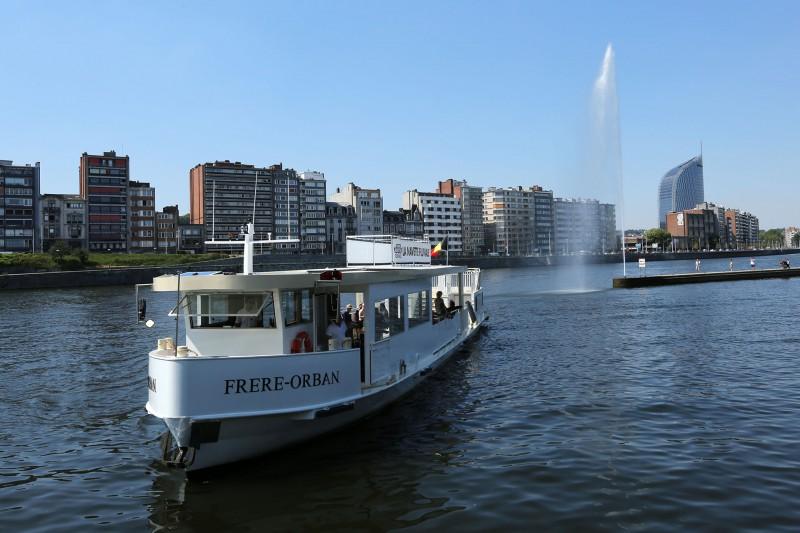 Liège Croisières - Der Fluss-Shuttle