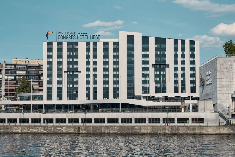 Van der Valk Congrès Hotel Liège - Site