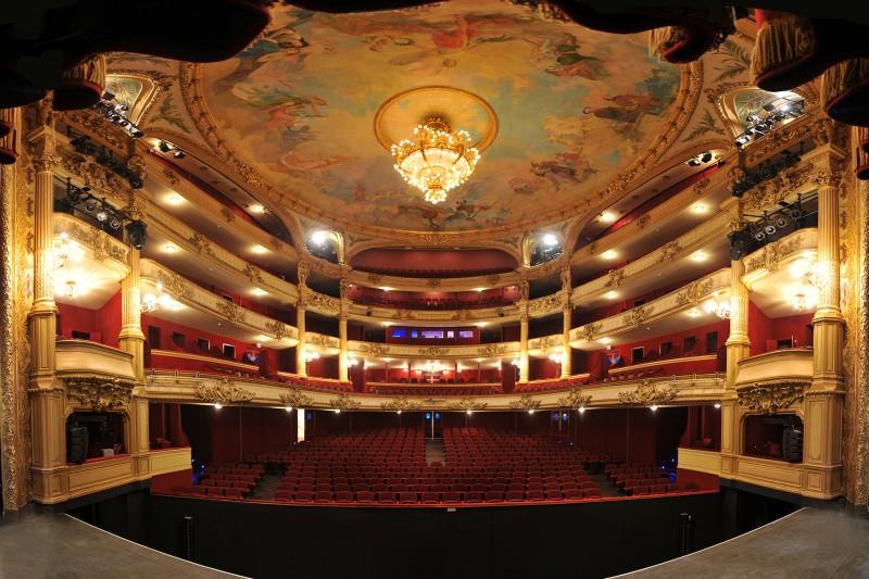 Königlichen Oper der Wallonie