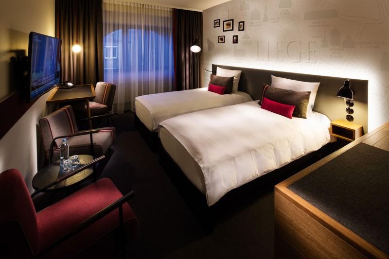 Penta hotel Liège