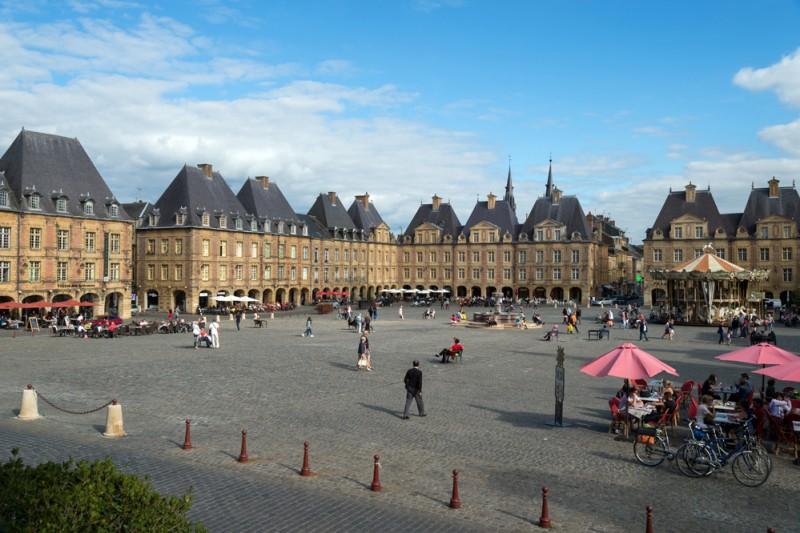 Place Ducale de Charleville-Mézières