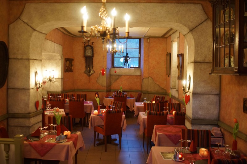 restaurant Conte Godefroid