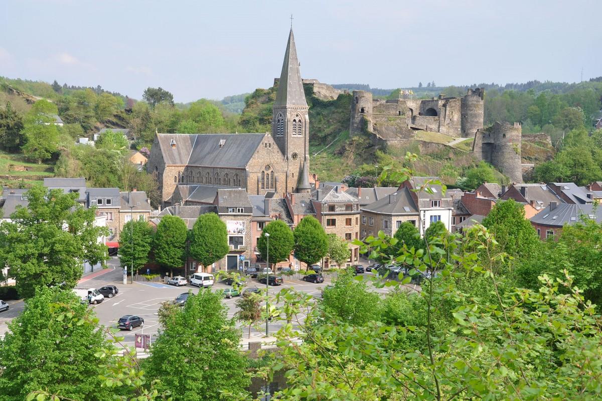 La Roche-en-Ardenne -  St. Nicolas Church