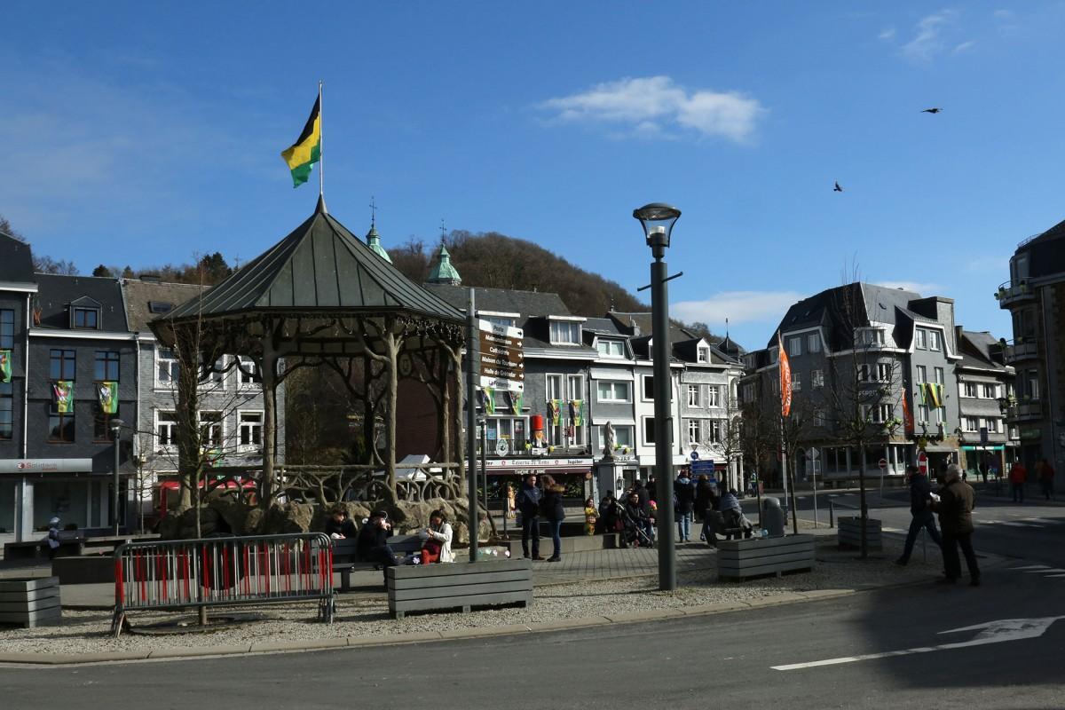 Town center - Malmedy