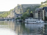 Croisière sur la Meuse à Dinant
