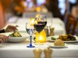 Repas dans un restaurant local à proximité de l'Abbaye de Stavelot