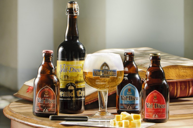 Val-Dieu Abbey - Beer