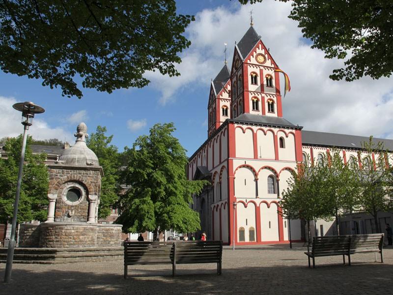 Historisch centrum van Luik