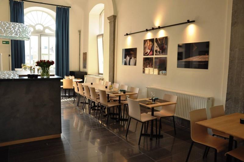 Café des Musées - Abbaye de Stavelot