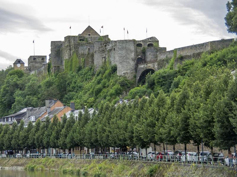Schloss von Bouillon
