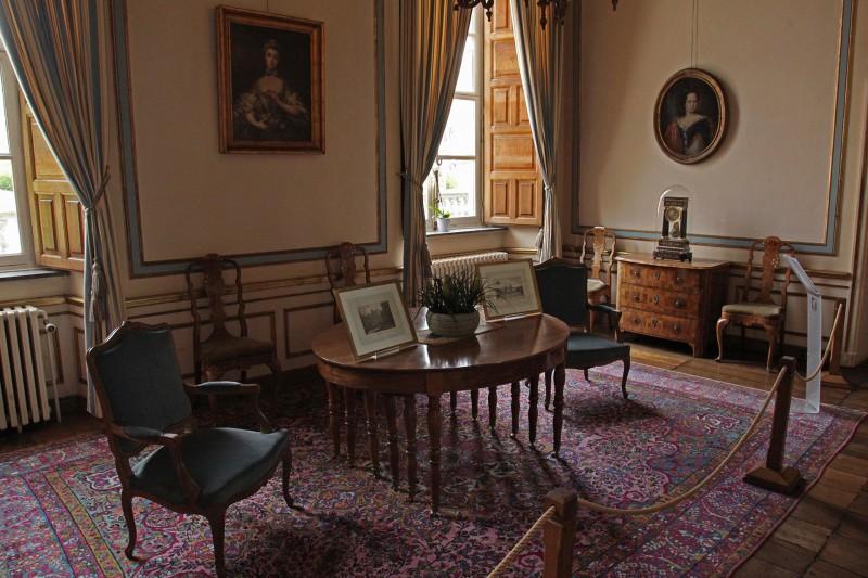 Château de Modave - Furniture
