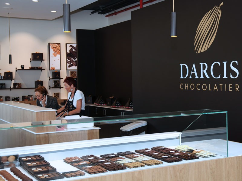 Darcis chocolate makers