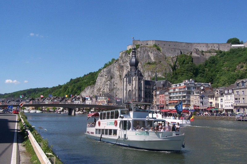Dinant-Anseremme cruise