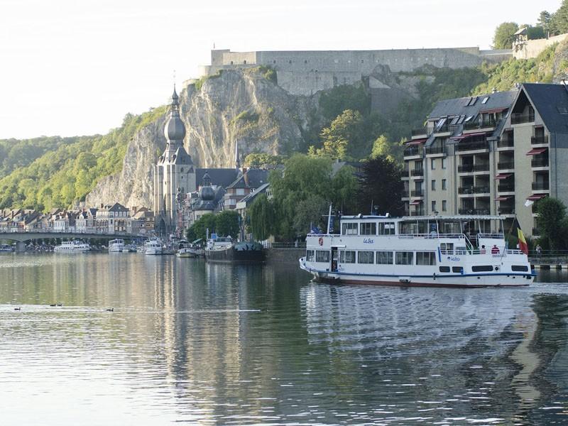 Cruise op de Maas naar Dinant