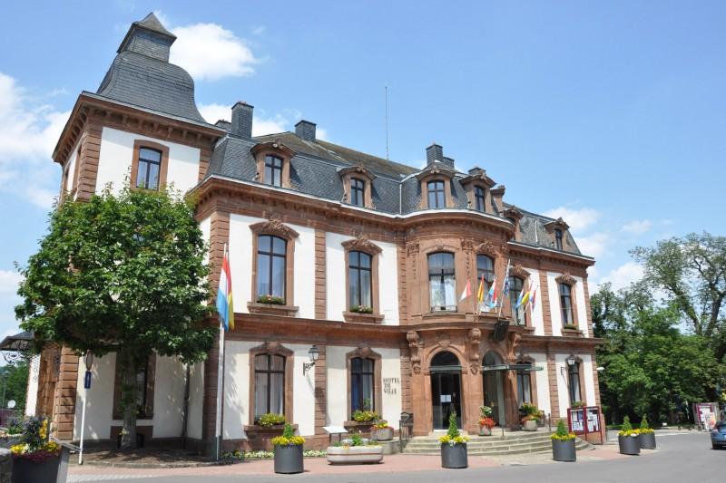 Hôtel de Ville Wiltz