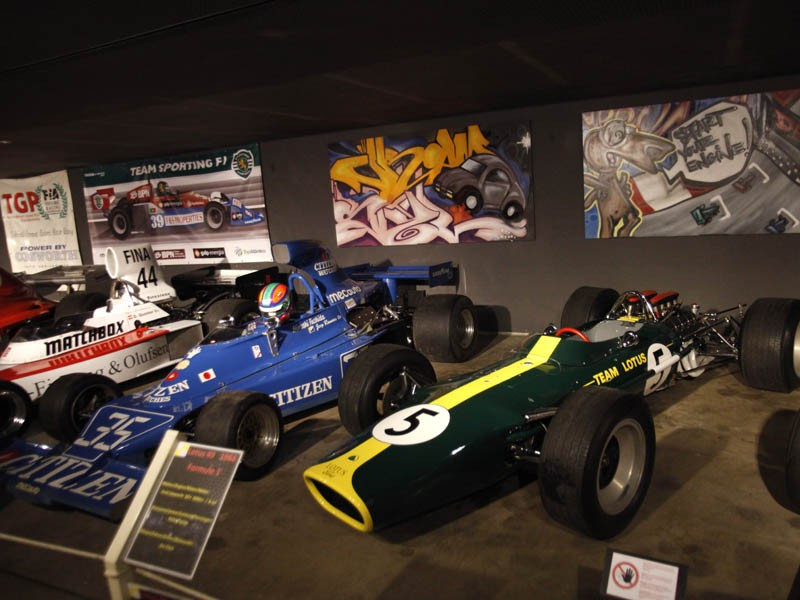 Museum der Rennstrecke Spa-Francorchamps