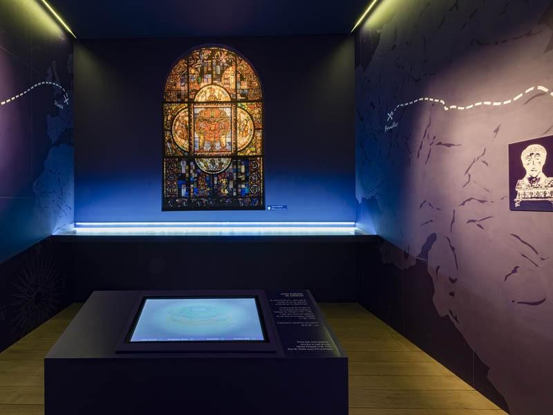 Geschichtsmuseum des Abtfürstentums Stavelot-Malmedy