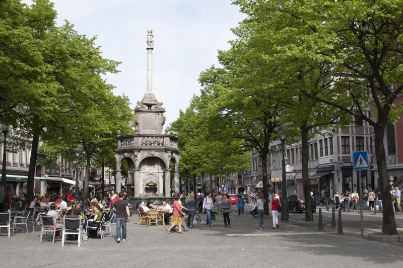 Place du Marché - Liège