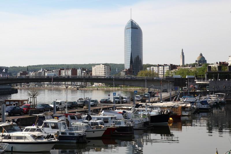 Tour des Finances - Liège